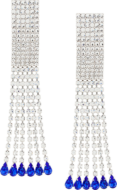 Alessandra Rich Teardrop hanging earrings