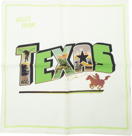 Amélie Pichard Texas Postcard Scarf