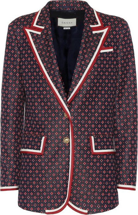 Gucci Cotton-blend blazer
