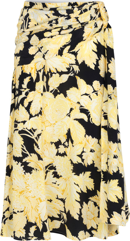 Stine Goya Lilly wrap floral skirt