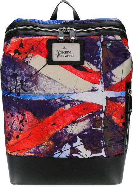 Vivienne Westwood Union Jack backpack