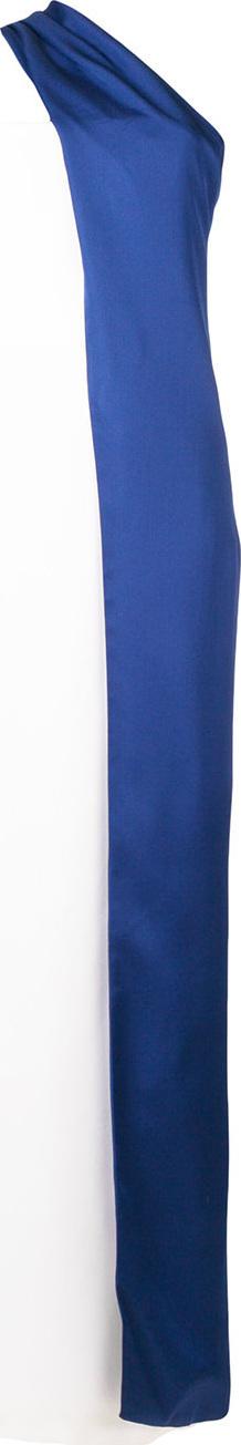 Genny Colour block evening dress