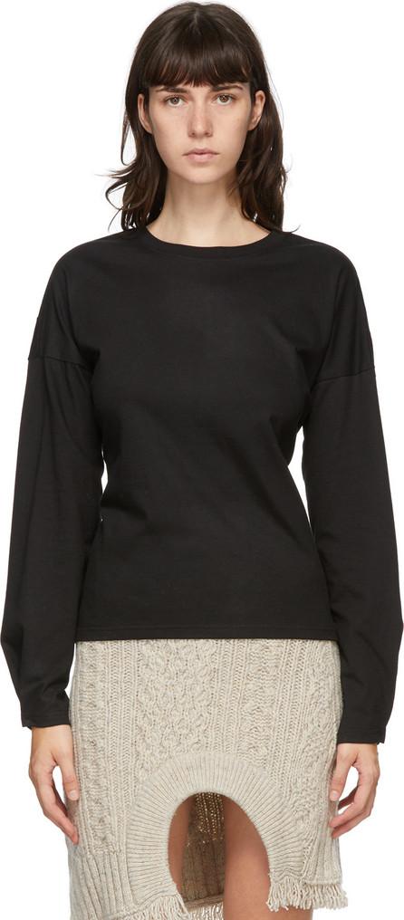 Andersson Bell Black Hook Micah Long Sleeve T-Shirt