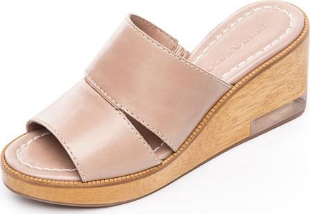 Bernardo Kara Wedge Slide Sandals