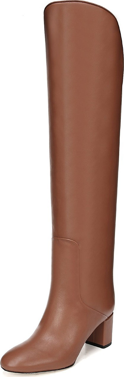 Via Spiga Nair Over-The-Knee Boots
