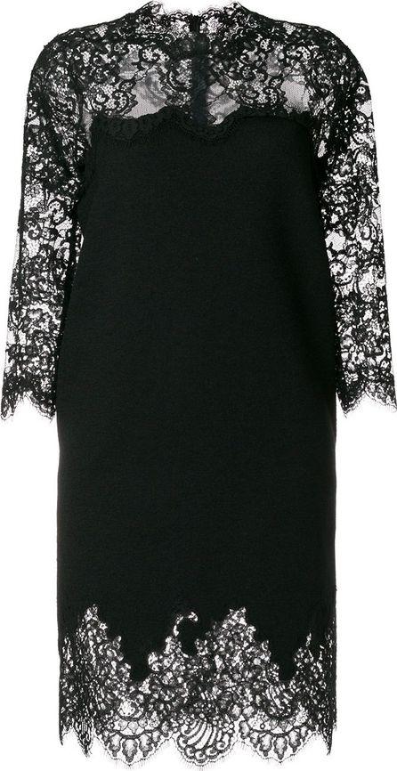 Ermanno Scervino slim laced dress
