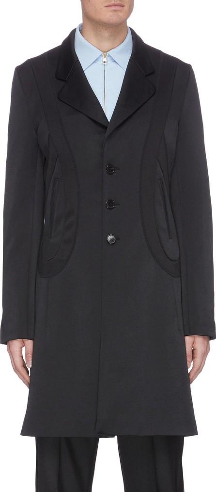 Kiko Kostadinov Lasso Long Blazer Coat