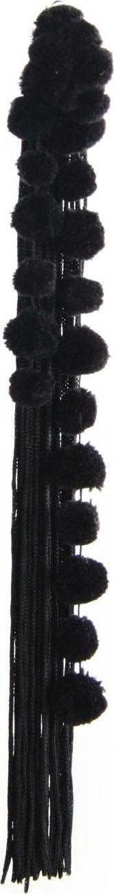 N°21 N° 21 Black Pendants Earrings