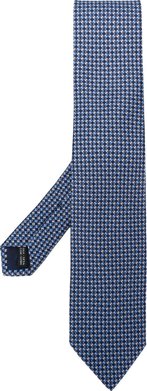 Salvatore Ferragamo Micro print tie
