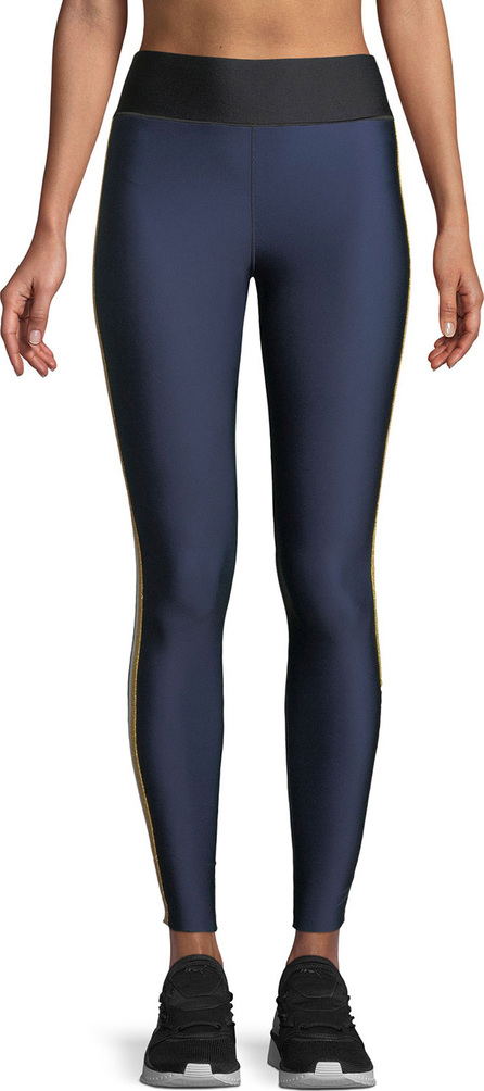 ULTRACOR Ultra-High Lux Collegiate Leggings with Side Stripes
