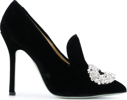 Giannico embellished Daphne pumps