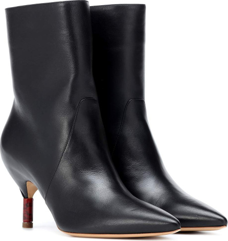 Gabriela Hearst Mariana leather ankle boots