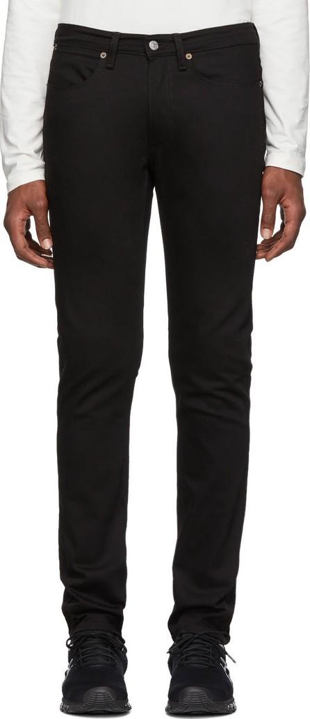 Acne Studios Black Blå Konst Max Jeans
