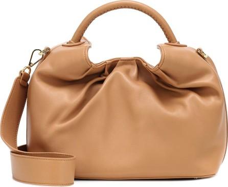 Elleme Large Dumpling leather shoulder bag