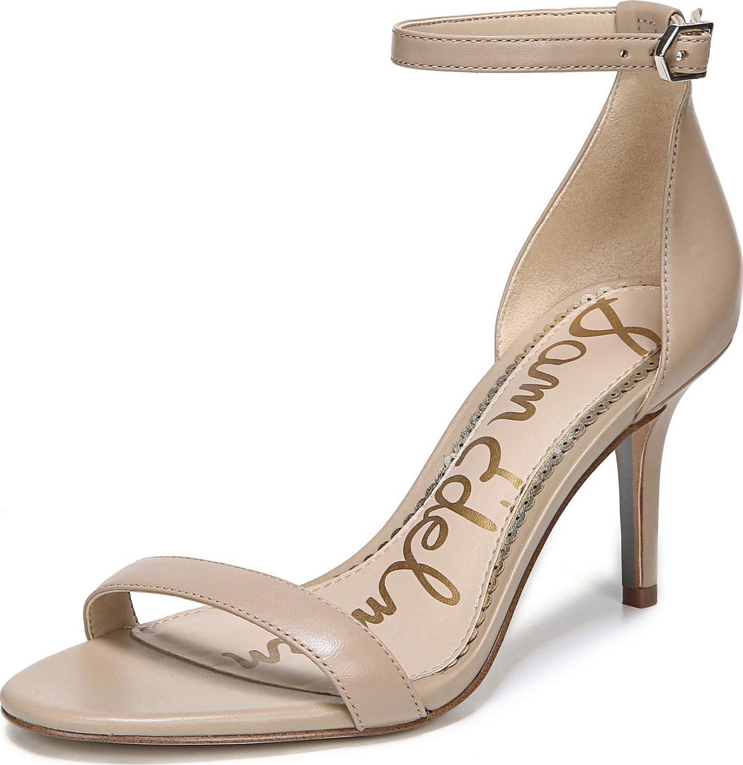 66f9a89a95a Sam Edelman Patti Patent Ankle-Strap Sandals