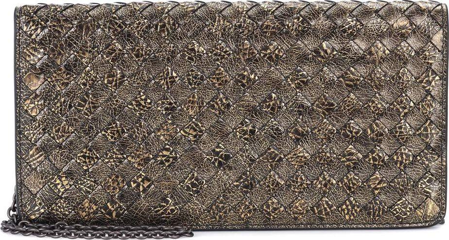 Bottega Veneta - Intrecciato leather shoulder bag