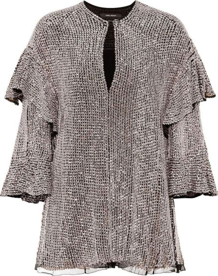 Isabel Marant Basile embellished top
