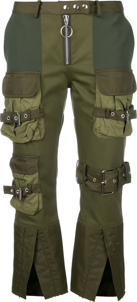 Marques'Almeida Cropped cargo trousers