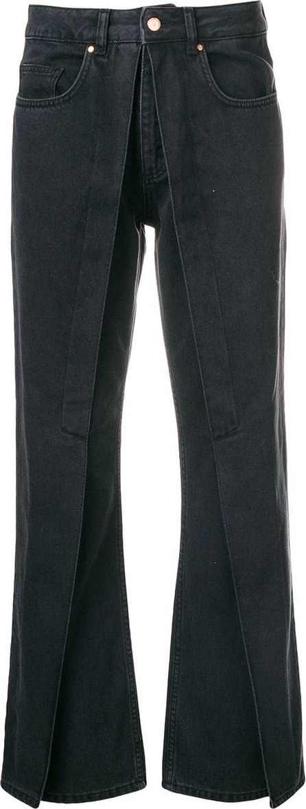 Aalto Layered bootcut jeans