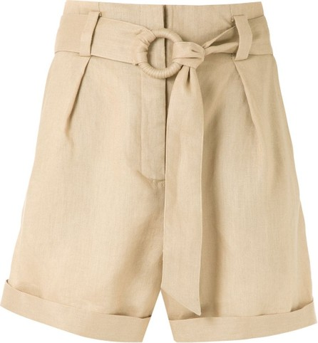 Andrea Marques ANDREA MARQUES SHORTCLOCHARDCOMPREGAS KHAKI