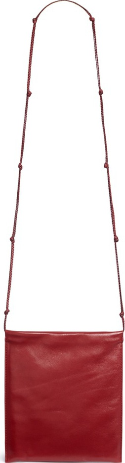 THE ROW 'Medicine Pouch' large zip leather crossbody bag