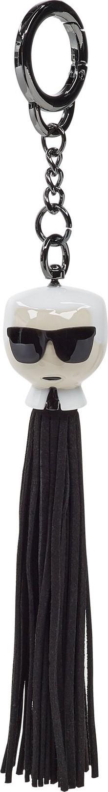 Karl Lagerfeld Karl Tassel Keychain