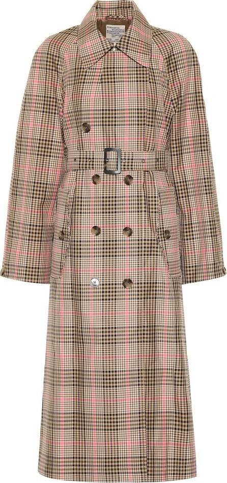 Baum und Pferdgarten Dannell cotton-blend trench coat