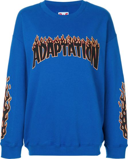 Adaptation logo sweatshirt