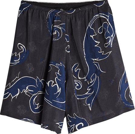 Nina Ricci Printed Shorts