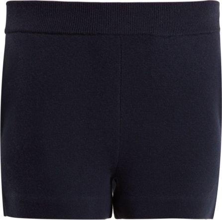 Allude Milano wool-blend shorts