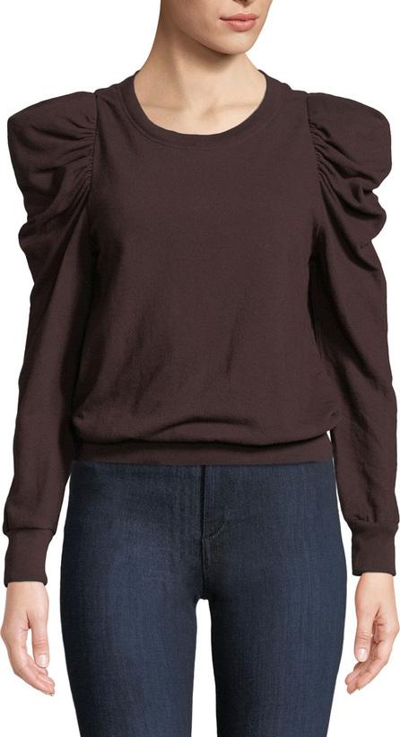 A.L.C. Loma Puff-Sleeve Pullover Sweatshirt