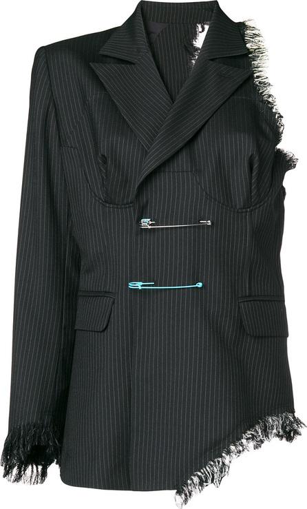 FACETASM Asymmetric sleeve jacket
