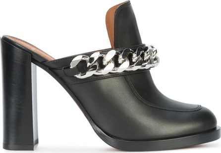 Givenchy chain trim mules