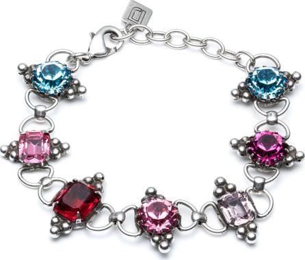 DANNIJO Odell Crystal Choker Necklace