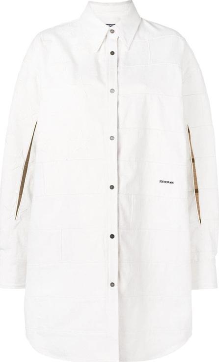 Calvin Klein 205W39NYC Oversized shirt jacket