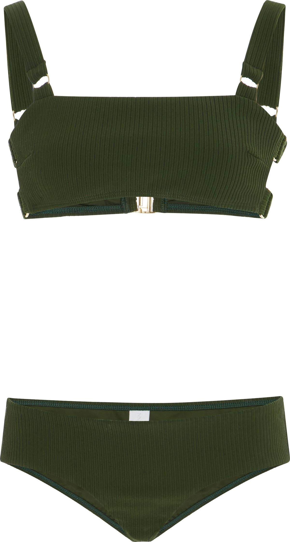 Zimmermann - Curaco Buckle Bikini Set