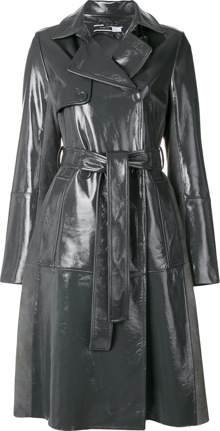 Sportmax Belted double-breasted coat