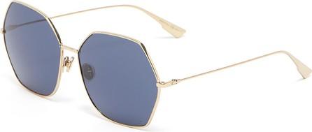 Dior DiorStellaire8 angular metal frame sunglasses