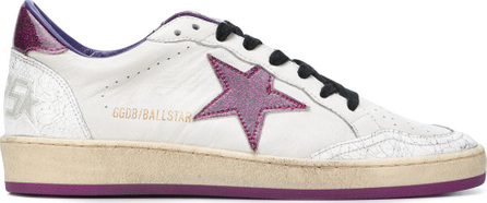 Golden Goose Deluxe Brand Ball Star distressed sneakers