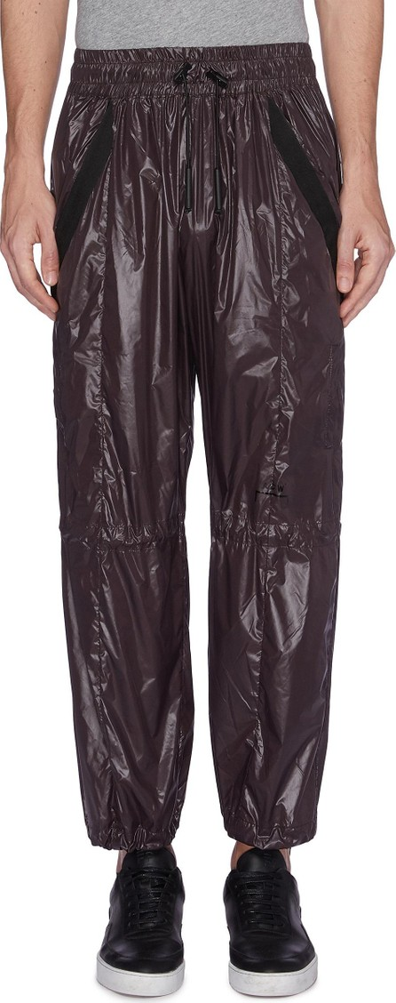 A-Cold-Wall* Contrast tape drawcord jogging pants