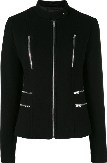 Ermanno Ermanno Scervino fitted zip jacket