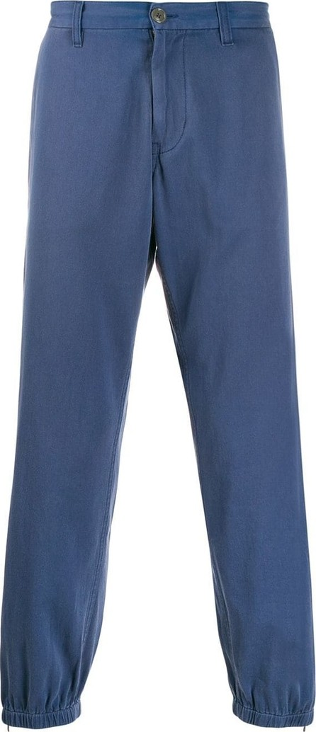 Gucci Gathered ankle trousers