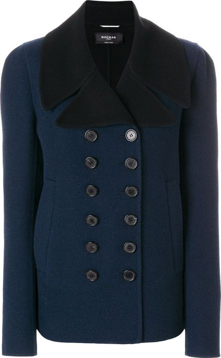 ROCHAS double breasted jacket