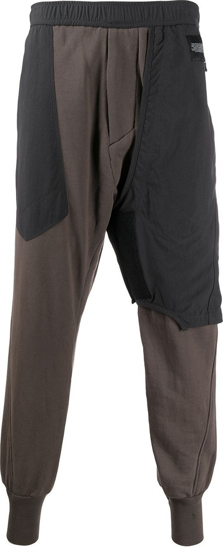 Julius Drop crotch track pants