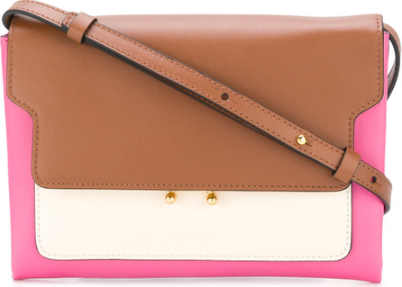 Marni Colour block crossbody bag