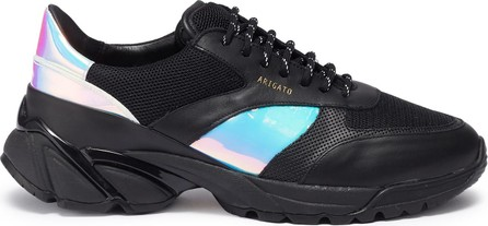 Axel Arigato 'Tech Runner' chunky outsole patchwork sneakers