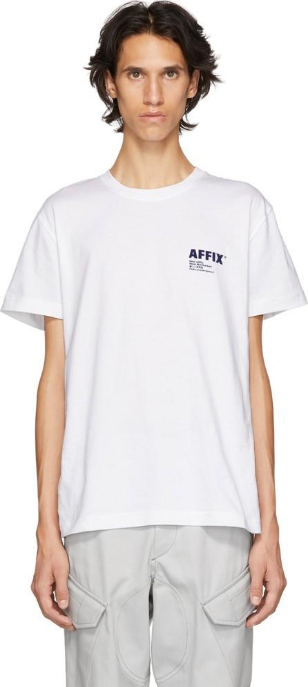 Affix White Logo T-Shirt