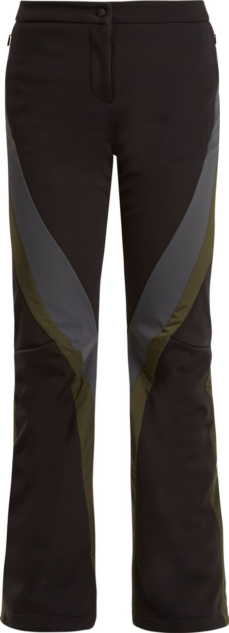 Fendi Wonderski flared-leg padded ski trousers