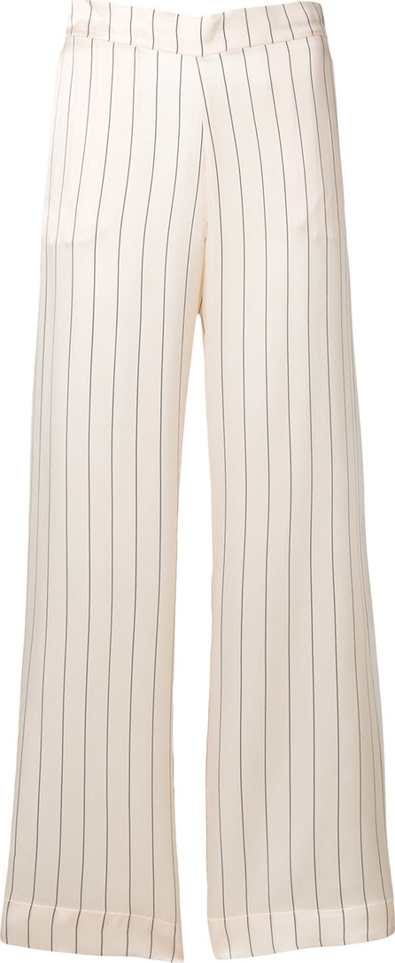 Asceno Pinstripe pyjama bottoms