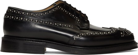 Church'S Black Grafton Met Brogues